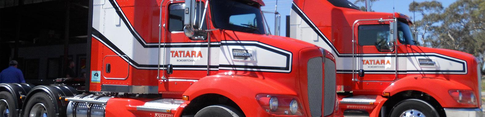 Tatiara Transport Truck 2
