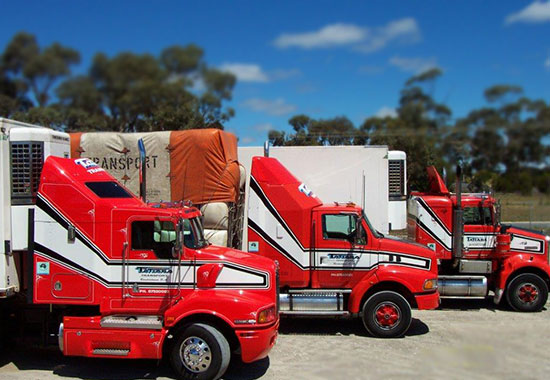 Tatiara Transport fleet 3 smal